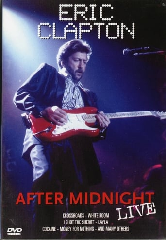 Poster of Eric Clapton: After Midnight Live