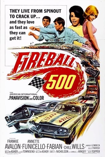 Poster of Fireball 500