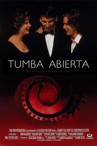 Poster of Tumba abierta