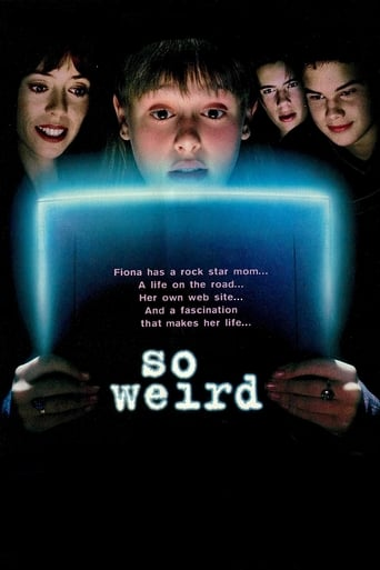 Poster of So Weird