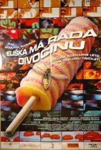 Poster of Eliška má ráda divočinu