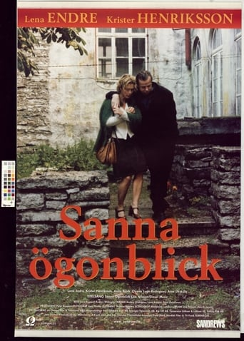 Poster of Sanna ögonblick