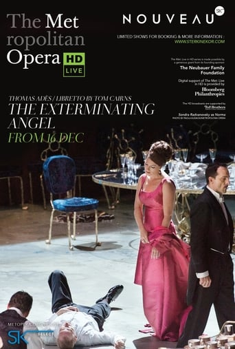 Poster of The Exterminating Angel: Met Opera Live