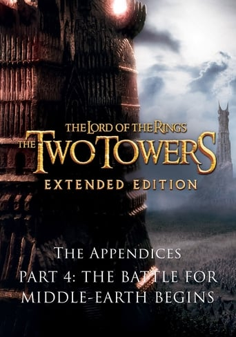 Poster of The Appendices Part 4: The Battle for Middle-Earth Begins