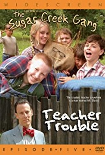Poster of Sugar Creek Gang: Teacher Trouble