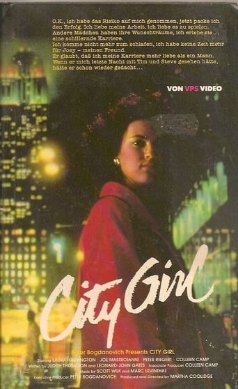 Poster of The City Girl