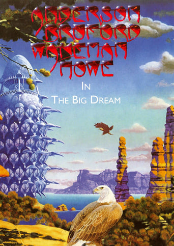 Anderson Bruford Wakeman Howe In The Big Dream
