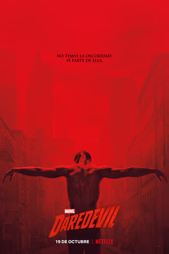 Poster of Marvel - Daredevil