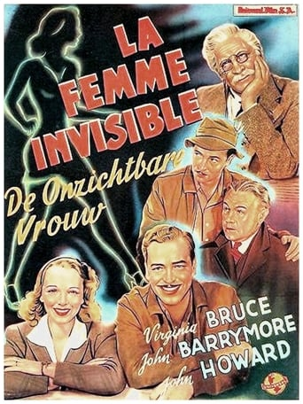 Poster of La Femme Invisible