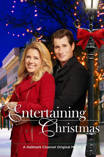 Poster of Entertaining Christmas
