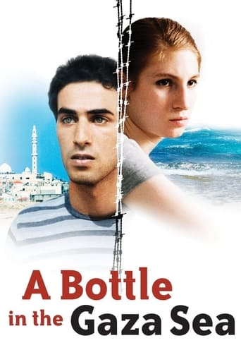 Poster of A Bottle in the Gaza Sea