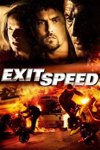 Poster of Exit Speed