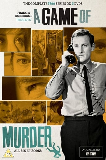 Poster of A Game of Murder