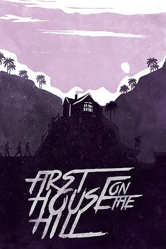 Poster of First House on the Hill