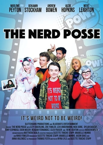 Poster of The Nerd Posse
