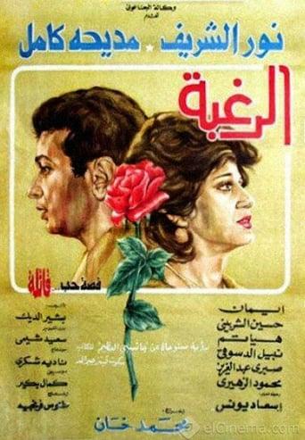 Poster of الرغبة