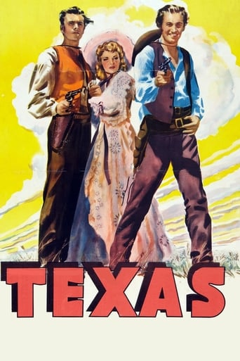 Poster of Texas
