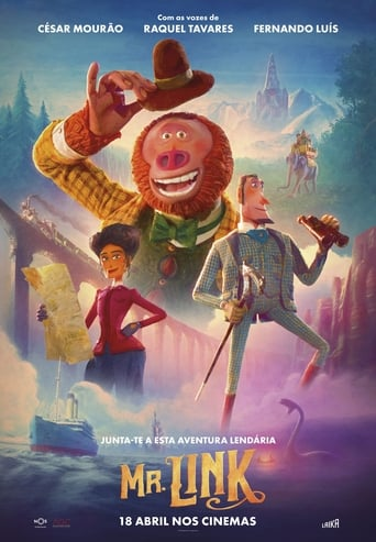 Link Perdido - Poster