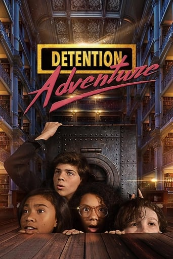 Poster of Detention Adventure