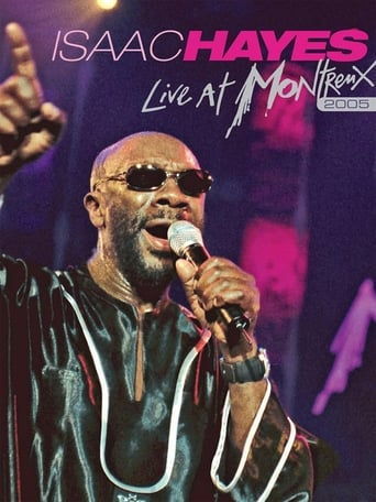 Poster of Isaac Hayes: Live at Montreux