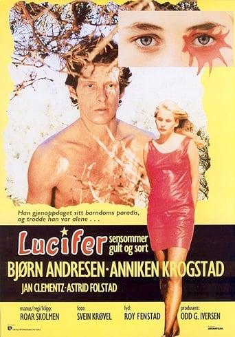 Poster of Lucifer Sensommer - gult og sort