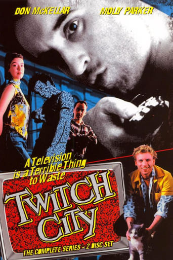 Poster of Twitch City