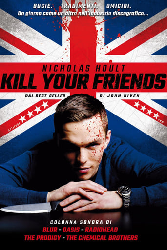 Poster of Kill Your Friends