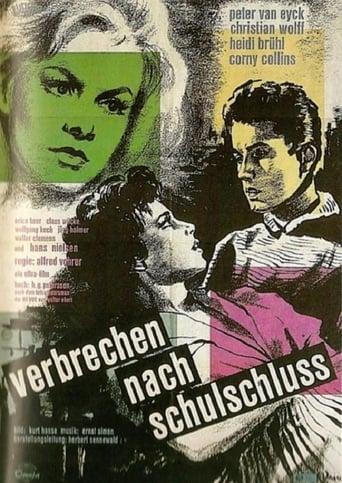 Poster of Verbrechen nach Schulschluß