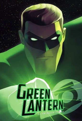 Poster of Green Lantern: The Animated Series