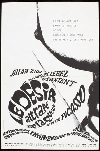 Poster of Le Désir attrapé par la queue