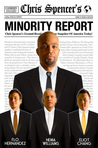 Chris Spencer's Minority Report