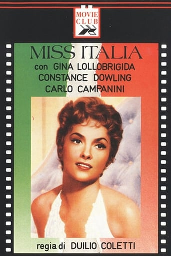Poster of Miss Italia