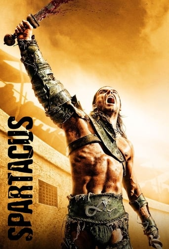 Poster of Spartacus