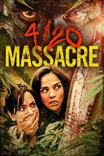 Poster of 4/20 Masacre