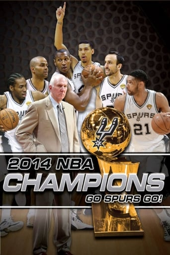 Poster of 2014 NBA Champions: Go Spurs Go