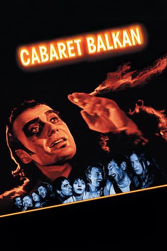 Poster of Cabaret Balkan