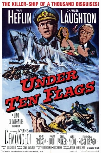 Unter zehn Flaggen