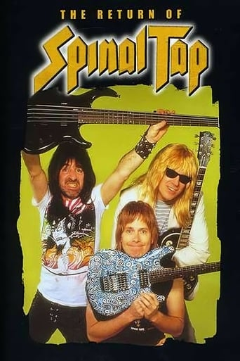 Poster of The Return of Spinal Tap
