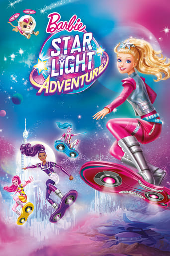 Poster of Barbie: Star Light Adventure