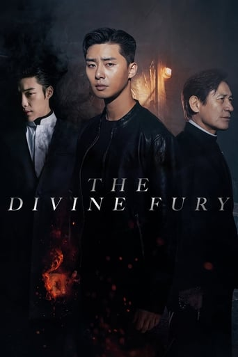 Poster of The Divine Fury
