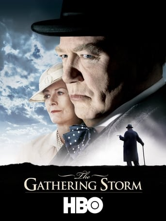 The Gathering Storm Movie Poster