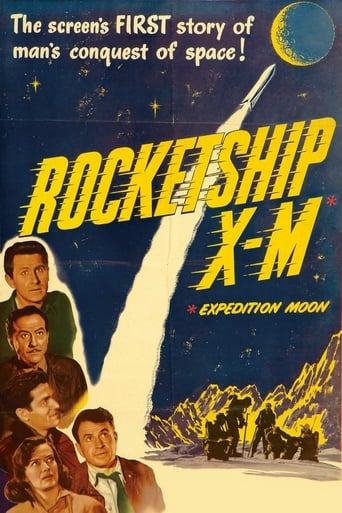 Poster of Rocketship X-M