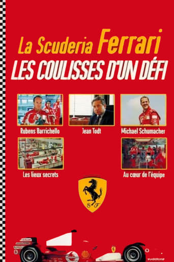 Poster of La Scuderia Ferrari : Les coulisses d'un défi
