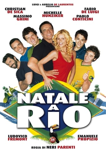 Poster of Natale a Rio