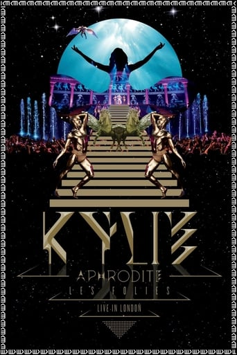 Poster of Aphrodite Les Folies: Live in London
