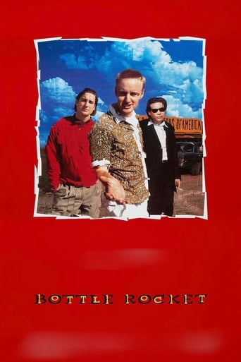 Poster of Bottle Rocket