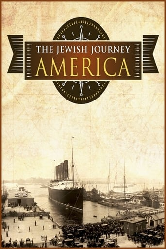 Poster of The Jewish Journey: America
