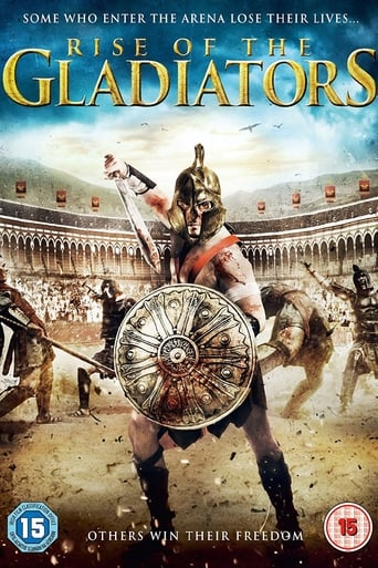 Poster of Rise of the Gladiators
