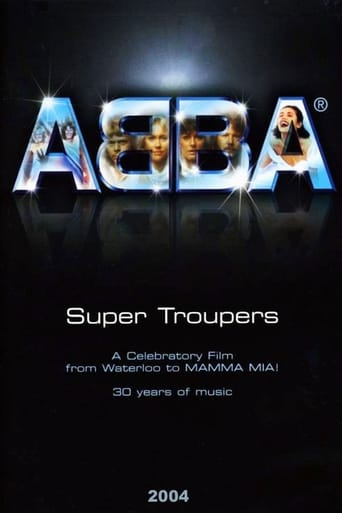 Poster of ABBA: Super Troupers