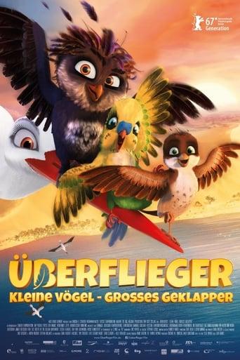 Filmplakat von Überflieger